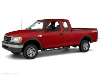 2000 Ford F-150 for sale at Albia Motor Co in Albia IA