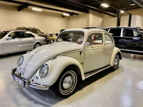 1963 Volkswagen Beetle for sale at Motorgroup LLC in Scottsdale AZ