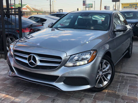 2016 Mercedes-Benz C-Class for sale at Unique Motors of Tampa in Tampa FL