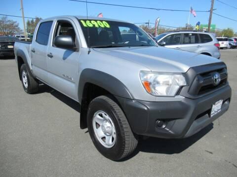 2013 Toyota Tacoma for sale at Tonys Toys and Trucks in Santa Rosa CA