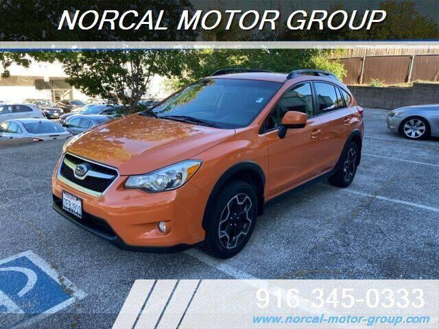 2014 Subaru XV Crosstrek for sale in Auburn, CA