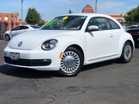 2016 Volkswagen Beetle for sale at LUGO AUTO GROUP in Sacramento CA