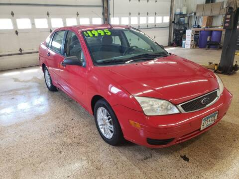 2005 Ford Focus for sale at Sand's Auto Sales in Cambridge MN