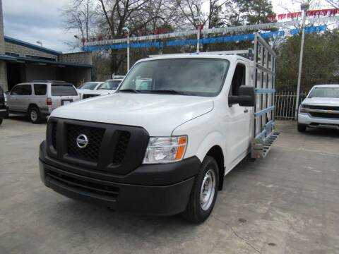 2015 Nissan NV Cargo for sale at Lone Star Auto Center in Spring TX