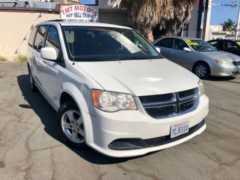 2012 Dodge Grand Caravan for sale at TMT Motors in San Diego CA
