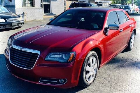 2012 Chrysler 300 for sale at RD Motors, Inc in Charlotte NC