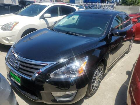 2013 Nissan Altima for sale at Express Auto Sales in Los Angeles CA