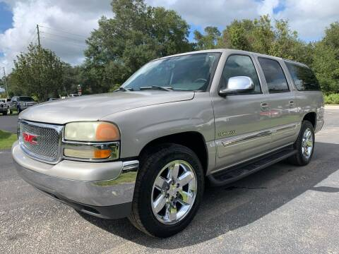 2004 GMC Yukon XL for sale at Gator Truck Center of Ocala in Ocala FL