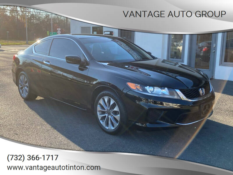 2013 Honda Accord for sale at Vantage Auto Group in Tinton Falls NJ