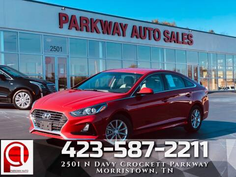 2019 Hyundai Sonata for sale at Parkway Auto Sales, Inc. in Morristown TN