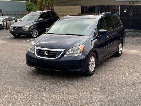 2010 Honda Odyssey for sale at GREAT DEAL AUTO in Tampa FL