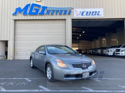 2008 Nissan Altima for sale at MGI Motors in Sacramento CA