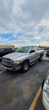 2004 Dodge Ram Pickup 1500 for sale at Chicago Auto Exchange in South Chicago Heights IL