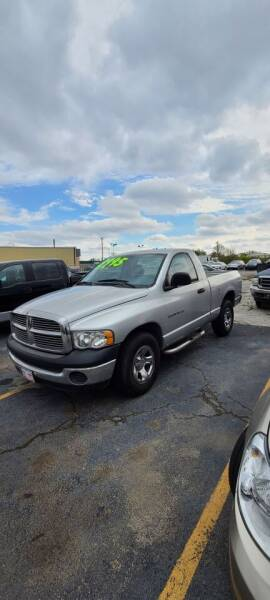 2004 Dodge Ram Pickup 1500 2dr Regular Cab ST Rwd LB - South Chicago Heights IL