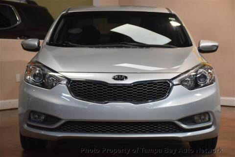 2015 Kia Forte for sale at Tampa Bay AutoNetwork in Tampa FL
