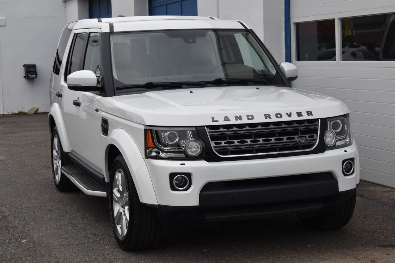 2016 Land Rover LR4 HSE AWD 4dr SUV full