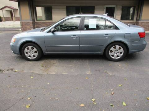 2010 Hyundai Sonata for sale at Settle Auto Sales STATE RD. in Fort Wayne IN