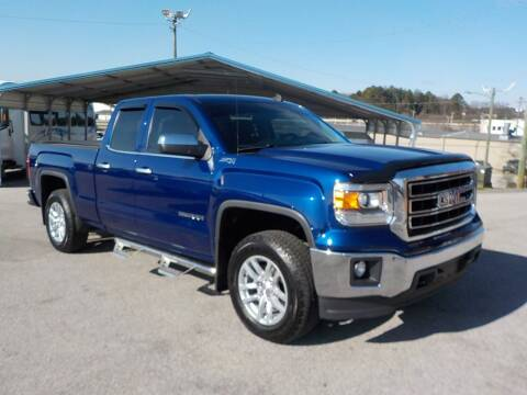 2014 GMC Sierra 1500 for sale at C & C MOTORS in Chattanooga TN