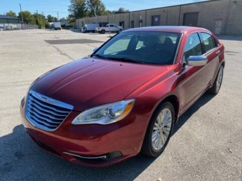 2011 Chrysler 200 for sale at Professionals Auto Sales in Philadelphia PA
