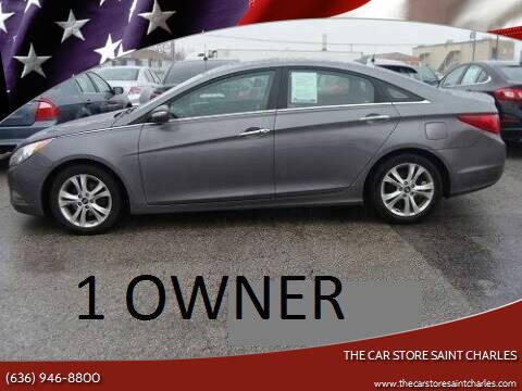 2011 Hyundai Sonata for sale at The Car Store Saint Charles in Saint Charles MO
