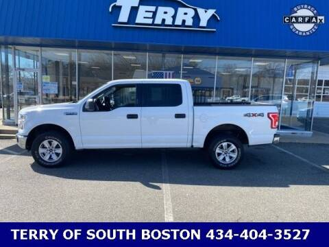 2016 Ford F-150 for sale at Terry of South Boston in South Boston VA