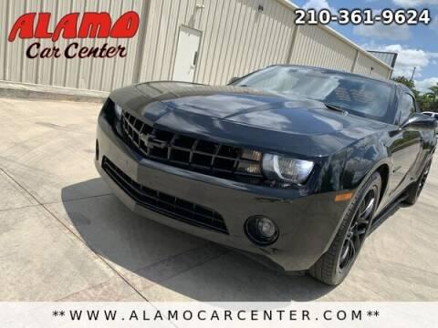 2011 Chevrolet Camaro for sale at Alamo Car Center in San Antonio TX