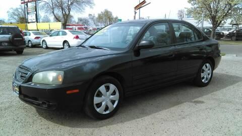 2004 Hyundai Elantra for sale at Larry's Auto Sales Inc. in Fresno CA