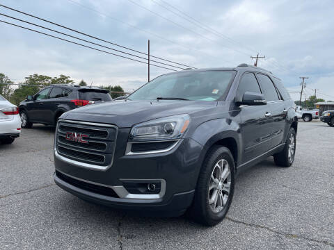 2014 GMC Acadia for sale at Signal Imports INC in Spartanburg SC