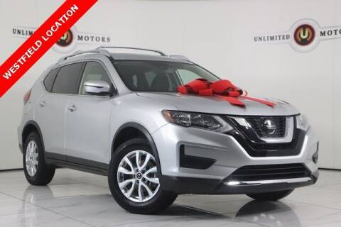 2020 Nissan Rogue for sale at INDY'S UNLIMITED MOTORS - UNLIMITED MOTORS in Westfield IN