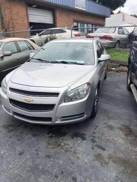 2012 Chevrolet Malibu for sale at LAKE CITY AUTO SALES - Jonesboro in Morrow GA