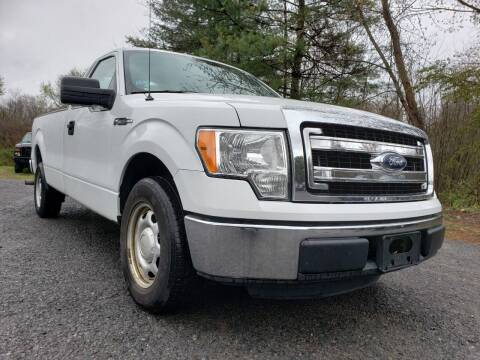 2013 Ford F-150 for sale at Jacob's Auto Sales Inc in West Bridgewater MA