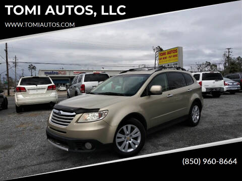 2008 Subaru Tribeca for sale at TOMI AUTOS, LLC in Panama City FL