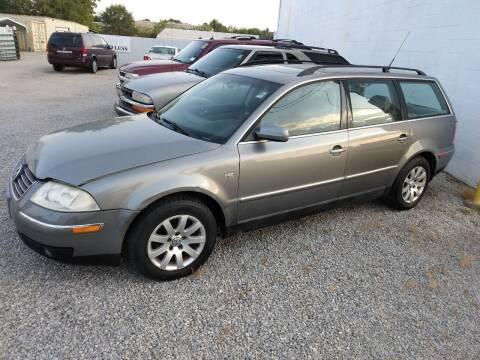 2003 Volkswagen Passat for sale at Friendship Auto Sales in Broken Arrow OK