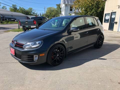 2012 Volkswagen GTI for sale at Dussault Auto Sales in Saint Albans VT