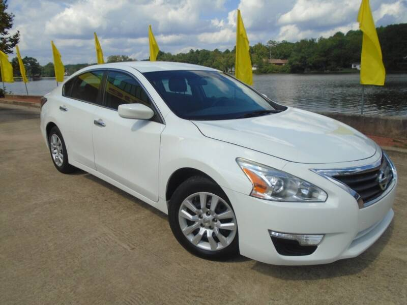 2015 Nissan Altima for sale at Lake Carroll Auto Sales in Carrollton GA