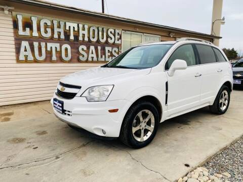 2012 Chevrolet Captiva Sport for sale at Lighthouse Auto Sales LLC in Grand Junction CO