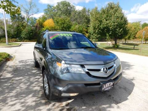 2008 Acura MDX for sale at Lot 31 Auto Sales in Kenosha WI