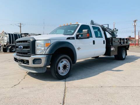 2012 Ford F-450 for sale at Ray and Bob's Truck & Trailer Sales LLC in Phoenix AZ