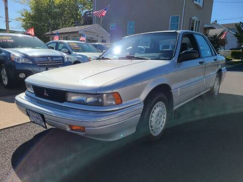 1990 Mitsubishi Galant for sale at Express Auto Mall in Totowa NJ