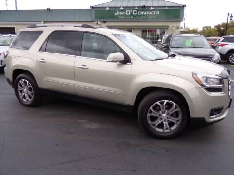 2015 GMC Acadia for sale at Jim O'Connor Select Auto in Oconomowoc WI