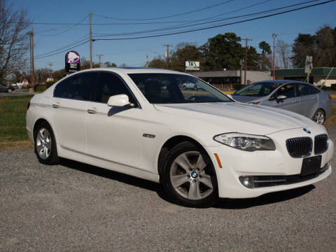 2013 BMW 5 Series for sale at Auto Mart in Kannapolis NC