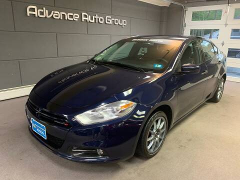 2013 Dodge Dart for sale at Advance Auto Group, LLC in Chichester NH