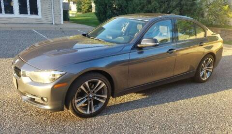 2014 BMW 3 Series for sale at Capital Fleet  & Remarketing  Auto Finance in Columbia Heights MN