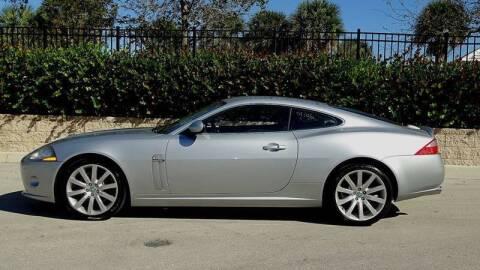 2009 Jaguar XK for sale at Premier Luxury Cars in Oakland Park FL