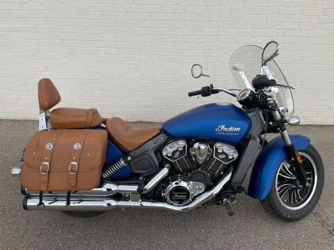 2016 Indian Scout ABS for sale at Best Value Auto Sales in Hutchinson KS