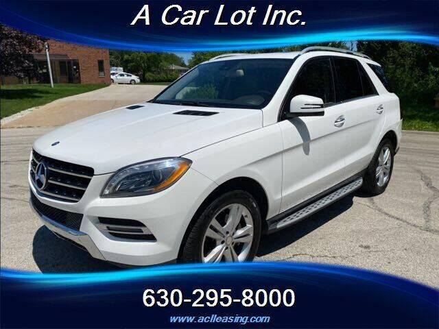 2014 Mercedes-Benz M-Class for sale in Addison, IL