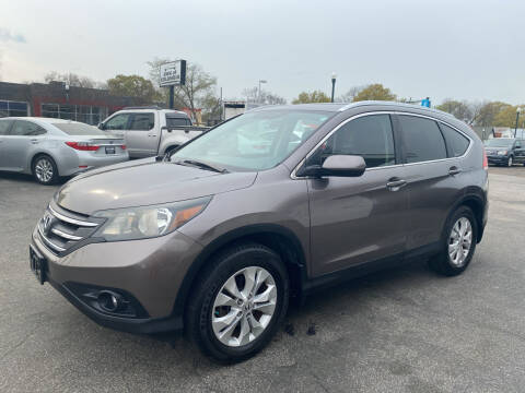2012 Honda CR-V for sale at BWK of Columbia in Columbia SC