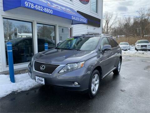 2012 Lexus RX 350 for sale at Best Price Auto Sales in Methuen MA
