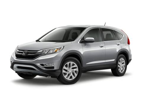 2015 Honda CR-V for sale at Radley Cadillac in Fredericksburg VA