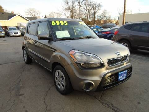 2013 Kia Soul for sale at DISCOVER AUTO SALES in Racine WI